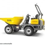 location dumper 3,5T Paimpol