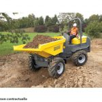 location dumper 6T lamballe