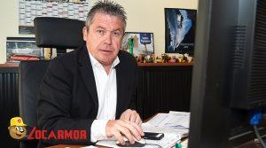 Dominique Bernard Directeur Commercial du groupe Locarmor