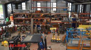 Locarmor Locations l'atelier de l'agence de Concarneau