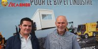 Romain Flohic et Michel Guilloux