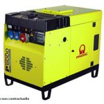 groupe électrogène 6 kva diesel