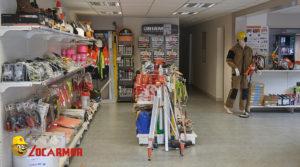 Le magasin de vente de Locarmor Quimper Nord