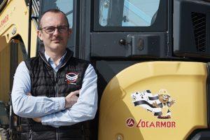 Xavier Truin - Commercial spécialiste Yanmar chez Locarmor
