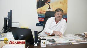 Éric Savina responsable secteur des agences de Brest et de Crozon