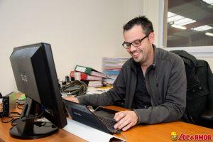 Matthieu Peron - Responsable QSE chez Locarmor