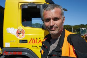 Gwenael Guillot Formateur chez Locarmor au service Transport