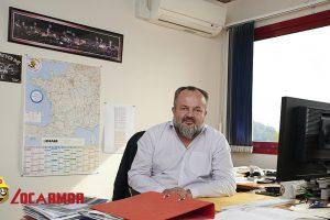 Mickaël Brigant - Responsable matériels chez Locarmor
