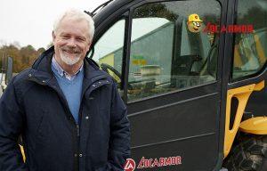 Olivier Boutin - Responsable Agence Locarmor de Bains sur Oust